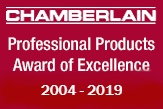 Chamberlain Liftmaster Award of Excellence 2004 - 2019